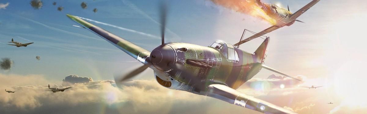 [Стрим] War Thunder - Битва за небо