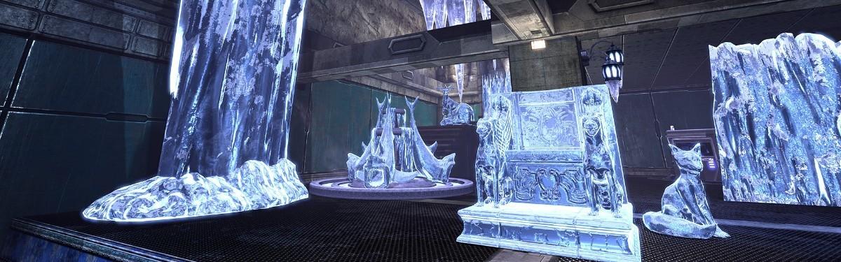 В DC Universe Online начались зимние праздники