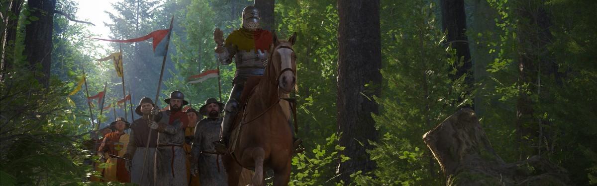 """Kingdom Come: Deliverance - Первые подробности об """"Отряде Бастардов"""" уже в начале января"""