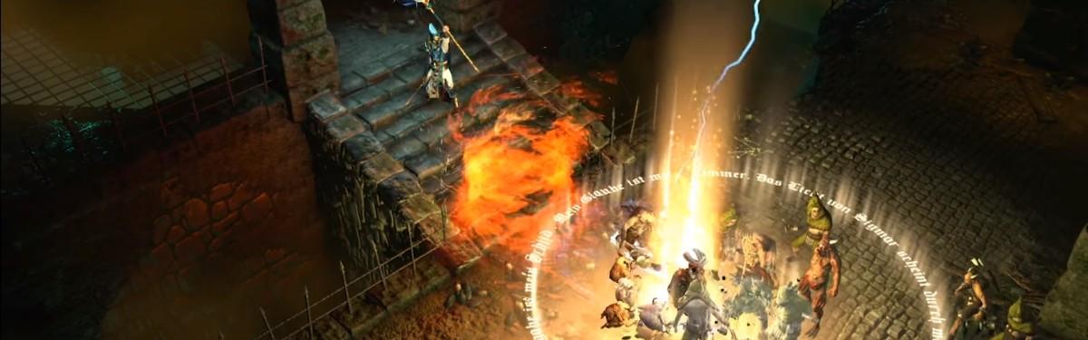 Warhammer: Chaosbane - Свежий сюжетный трейлер уже в сети