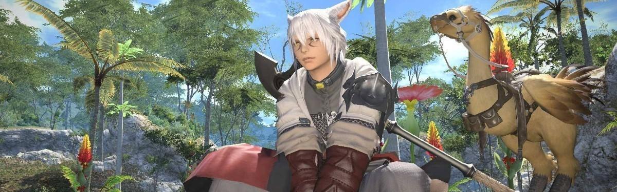 [Стрим] Final Fantasy XIV - Новый пункт назначения
