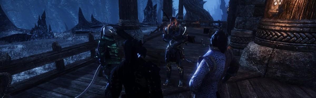 "The Elder Scrolls Online - Знакомимся с дополнением ""Wolfhunter"" за кружкой эля"