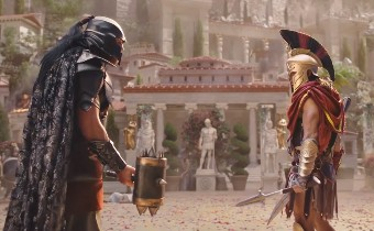 Assassin's Creed Odyssey обзавелся live-action трейлером