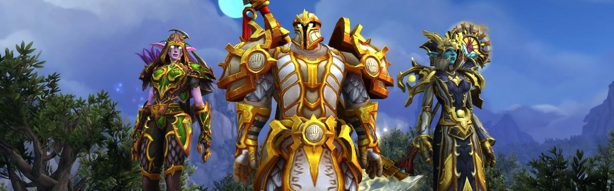"""World of Warcraft - Стартовал ивент """"Наденьте это немедленно!"""""""