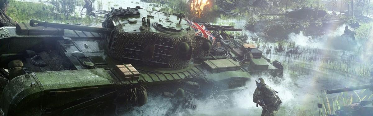 В Battlefield V появится Советский Союз