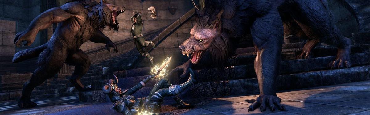 The Elder Scrolls Online - Оборотни добрались до консолей