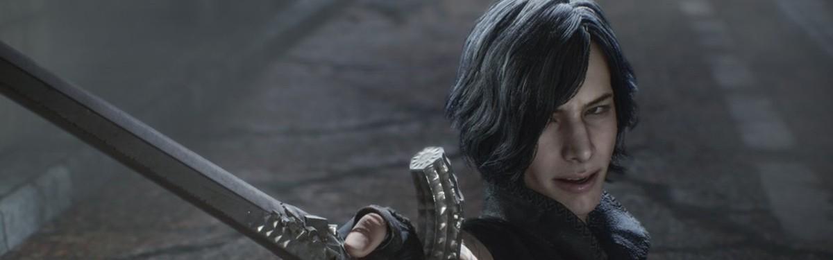 Devil May Cry 5 — В новом видео Ви показали во всей красе, а также рекламный ролик