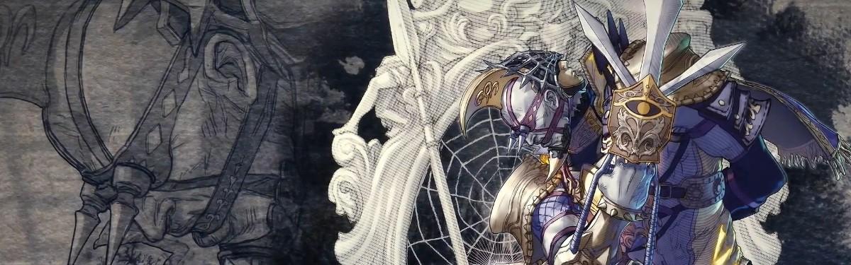 Soulcalibur VI - Вольдо в деле