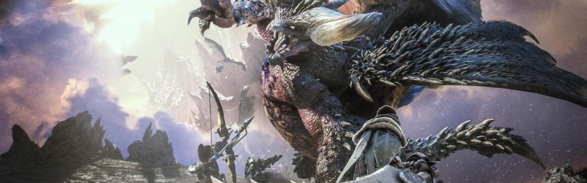 Monster Hunter World - Событие посвященное FF14 начнется 1 августа