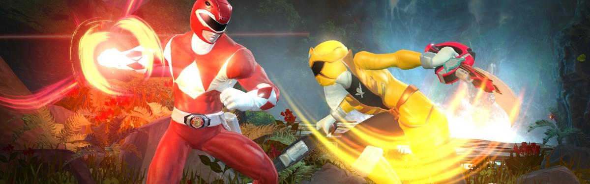 Power Rangers: Battle for the Grid — Разработчики представили стартовый ростер
