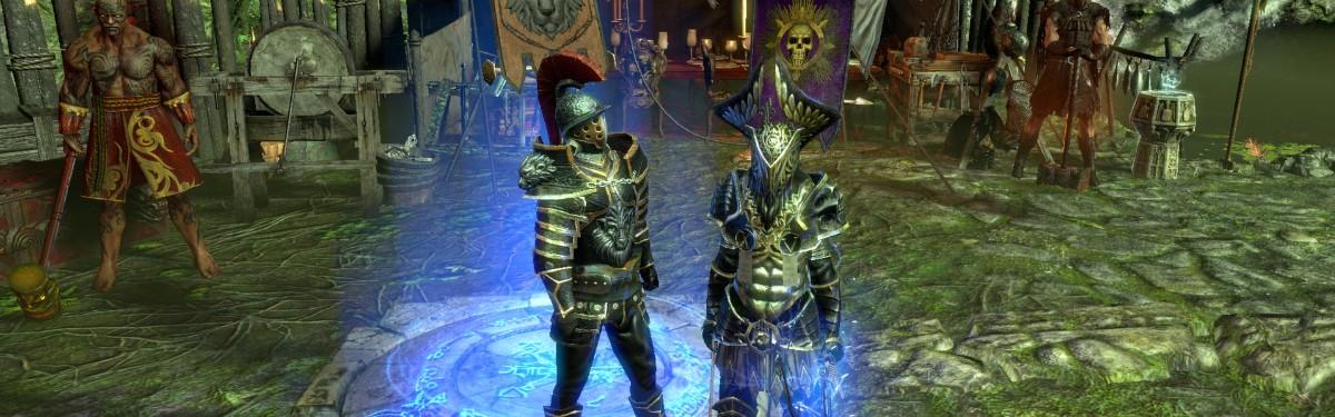 Path of Exile готовится к выходу на PlayStation 4?
