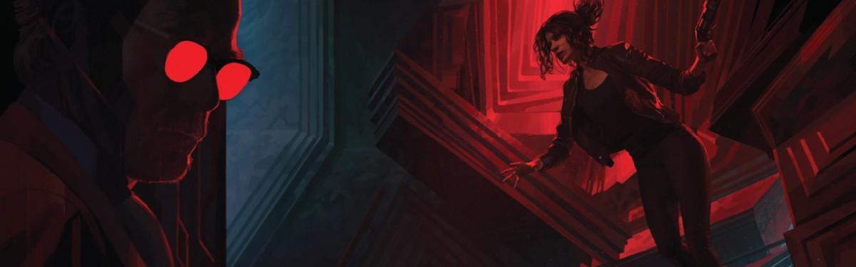 Control - Новинка от Remedy стала темой нового номера Game Informer
