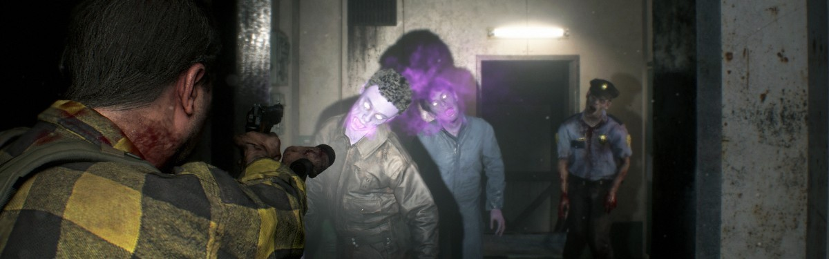 """Resident Evil 2 - Подробности о режиме """"Ghost Survivors"""""""