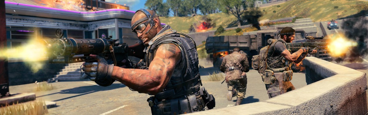 "Call of Duty: Black Ops 4 - ""Точка"" ценою в доллар"