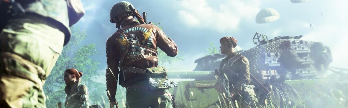 Раздача ключей на ОБТ Battlefield V