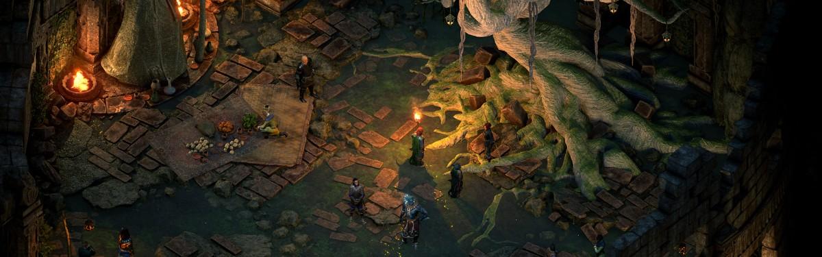Pillars of Eternity 2: Deadfire - В игре на время появился пошаговый режим