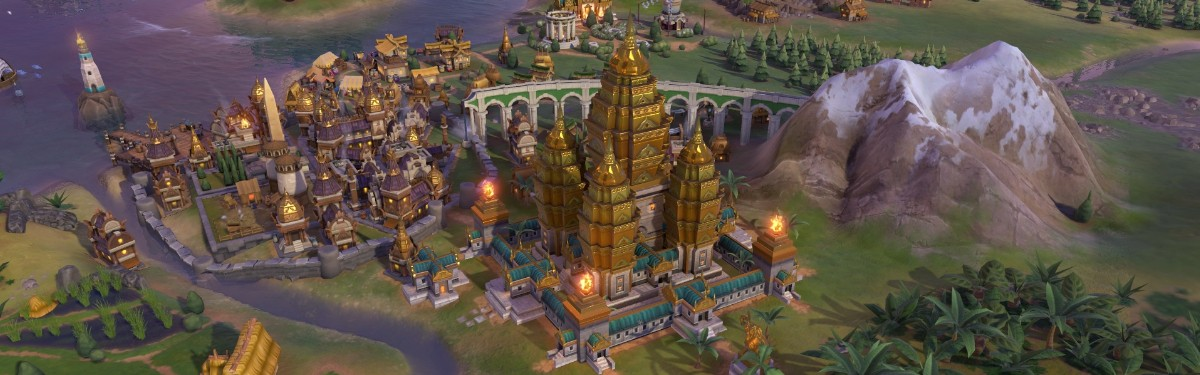 В Civilization 6 можно поиграть бесплатно в Steam