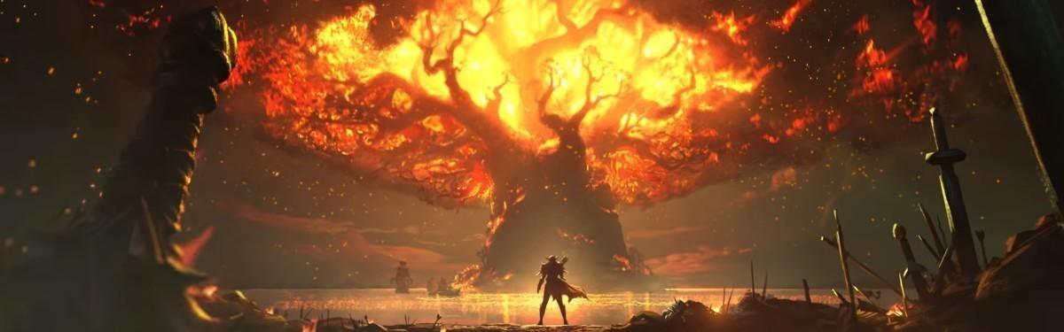 [Стрим] World of Warcraft - Сожжение Тельдрассила