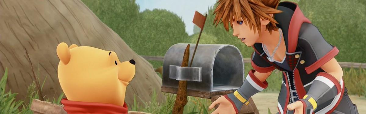 Kingdom Hearts 3 - Состоялся релиз долгожданной новинки