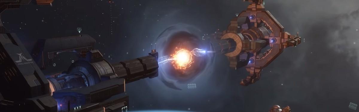 EVE Online - Видео с новыми кораблями, ребаланс электронщиков и ФАКСов