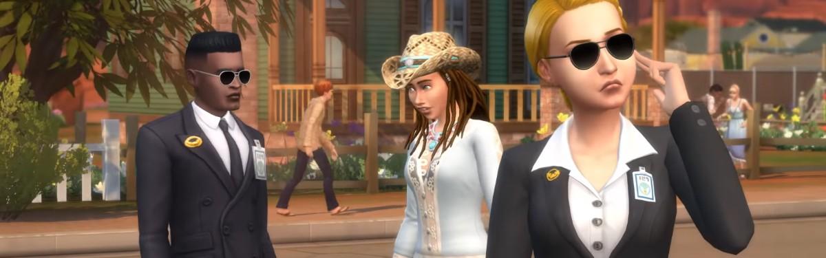 "The Sims 4 - Дополнение ""Стрейнджервиль"" уже доступно"