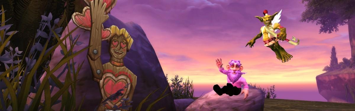 World of Warcraft - Любовная лихорадка охватила Азерот