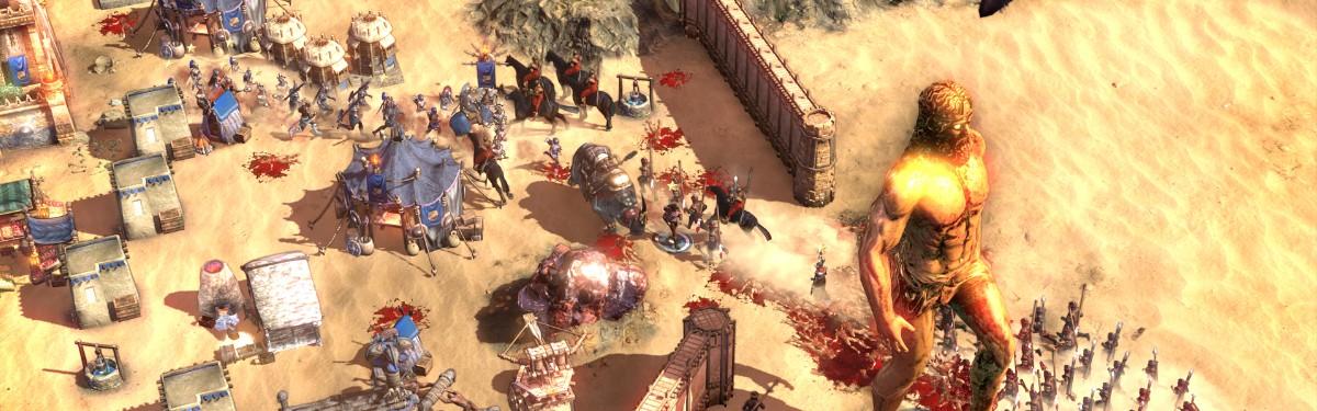 Conan Unconquered — Разработчики рассказали о создании стратегии