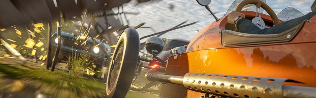 [E3-2018] Forza Horizon 4 - Стартовал предзаказ
