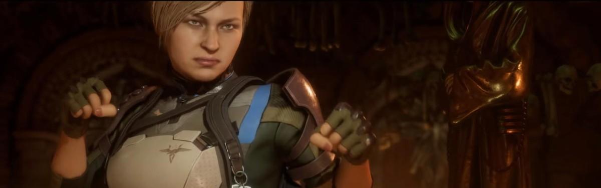 Mortal Kombat 11 — Кэсси Кейдж присоединилась к Смертельной битве