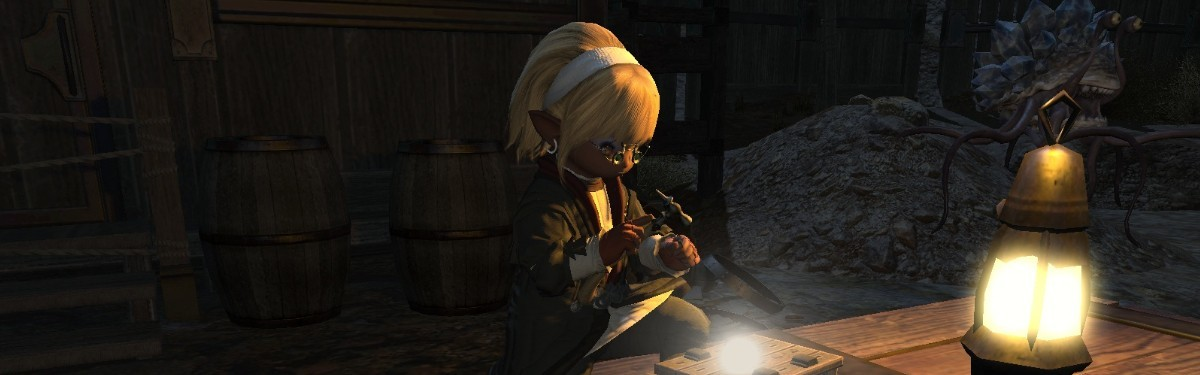 [Руководство] Final Fantasy XIV - Крафта много не бывает