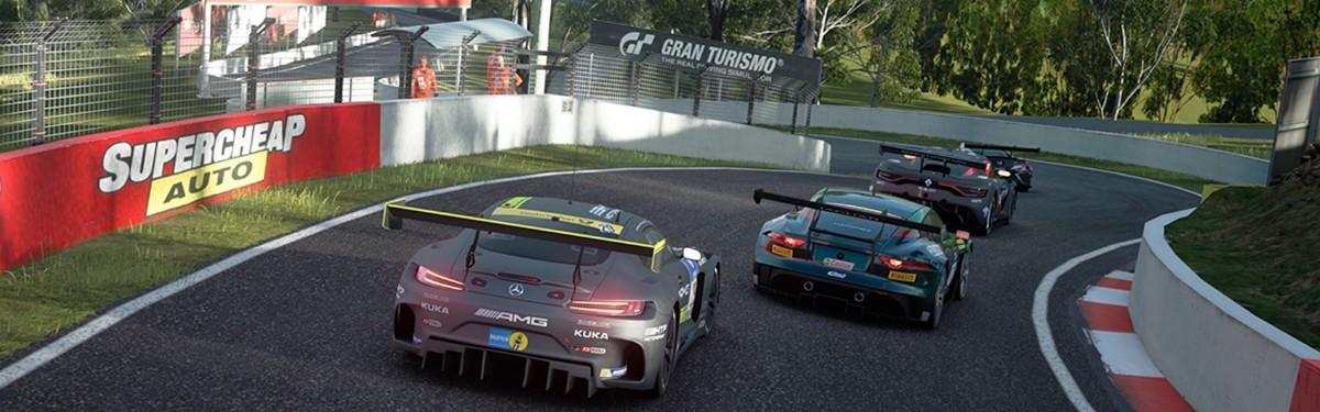 GT Sport - Автопарк пополнится новыми машинами