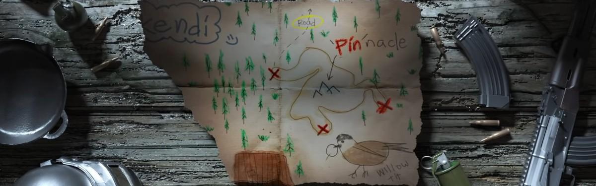 PUBG – На карте «Викенди» появилась скрытая пещера с аирдропами