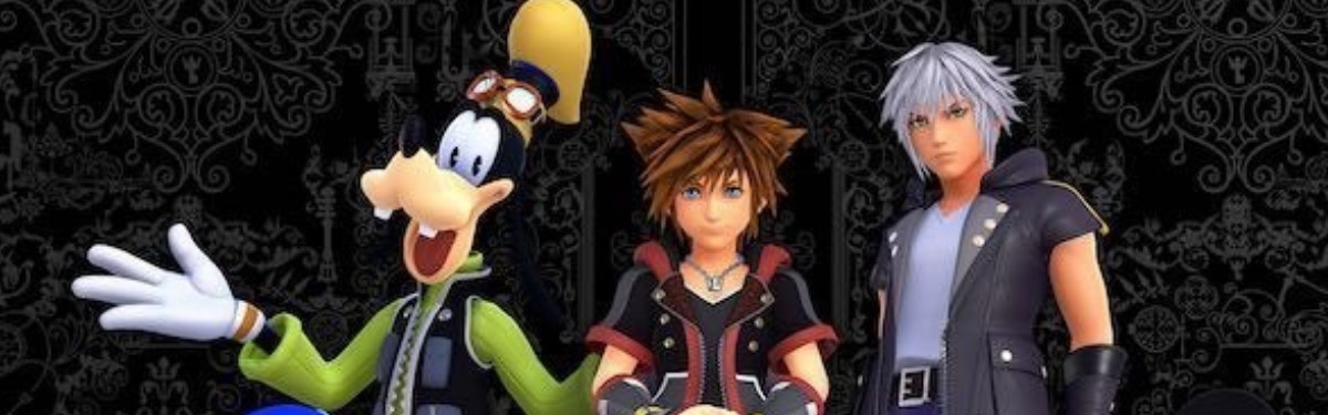 Kingdom Hearts 3 вышла на финишную прямую
