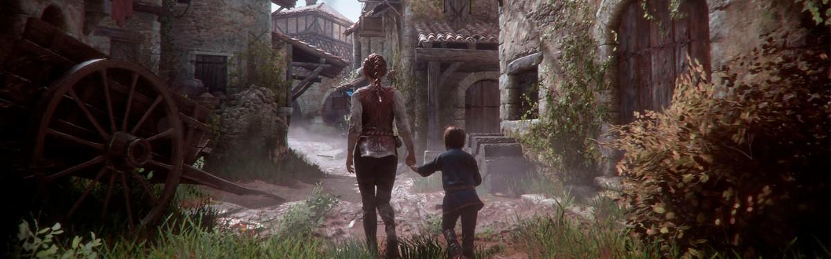 A Plague Tale: Innocence — Сюжетный трейлер приключенческого экшена