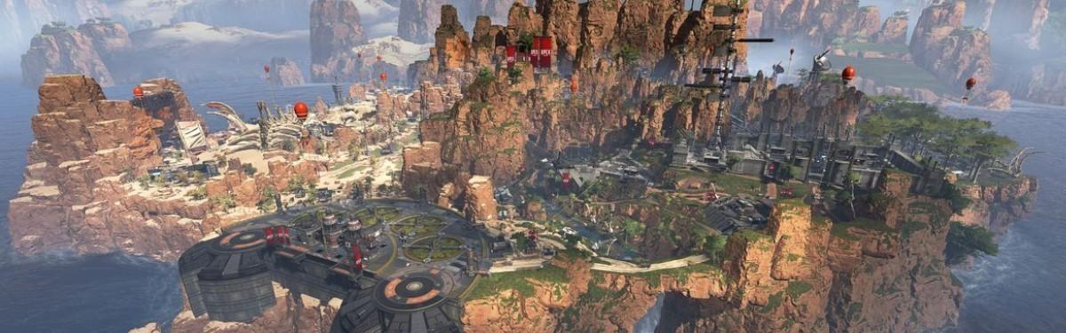 Apex Legends - Twitch Rivals проведет по игре первый турнир