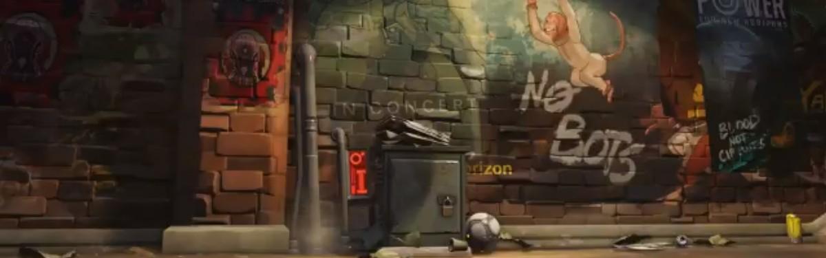 Overwatch - Разработчики продолжают тизерить загадочные вещи