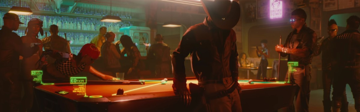 Cyberpunk 2077 - Проект не станет эксклюзивом для Epic Games Store