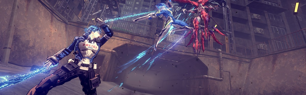 Анонсирован экшен Astral Chain от Platinum Games