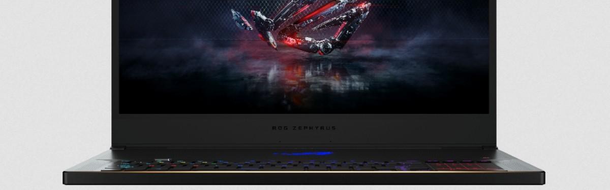 Новинки ASUS Republic of Gamers на базе NVIDIA GeForce RTX