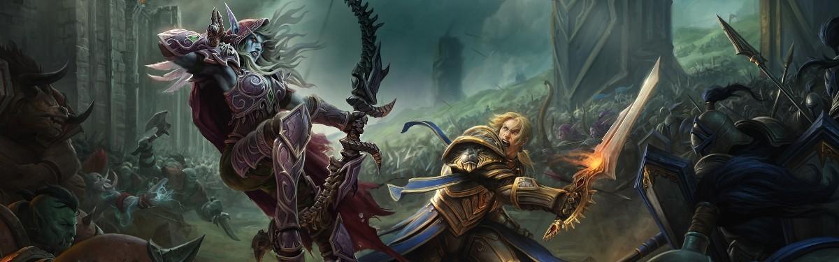 "World of Warcraft -  ""Battle for Azeroth"" стал самым продаваемым аддоном"