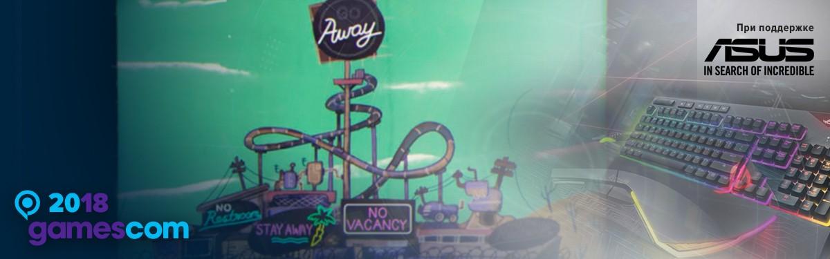 [Gamescom-2018] Fallout 76 - Трейлер системы C.A.M.P.