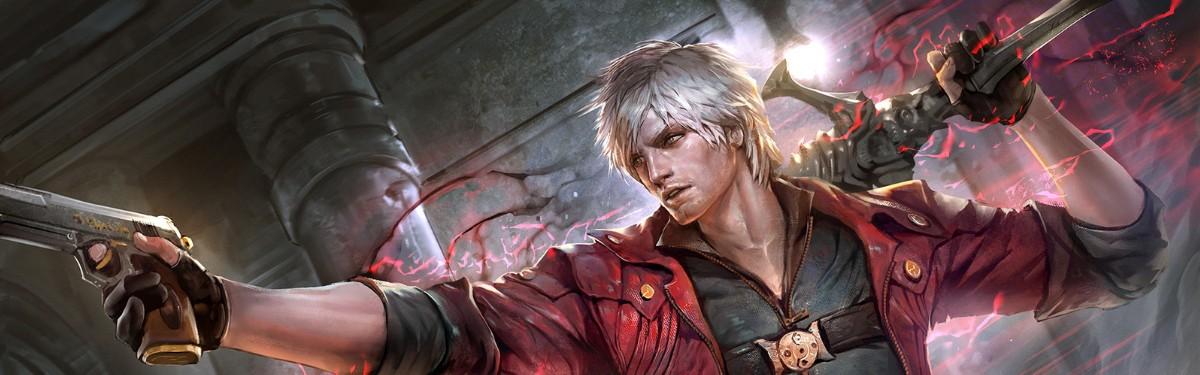Devil May Cry 5 — Данте аннигилирует врагов в собственном трейлере