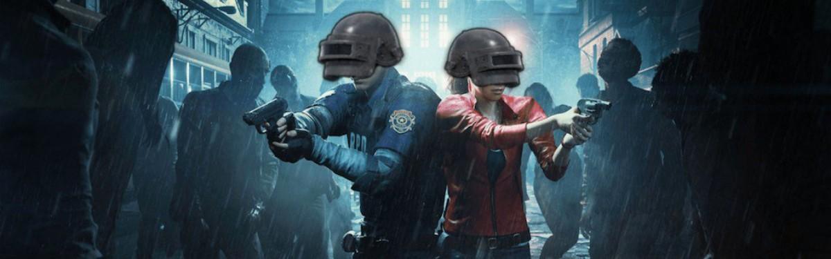 PlayerUnknown's Battleground - В мобильной версии появились зомби