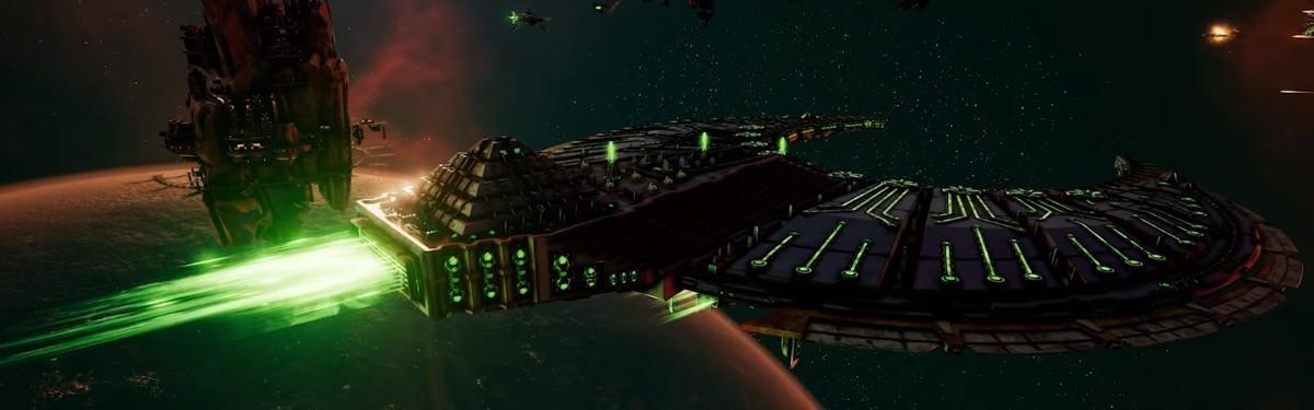 Battlefleet Gothic: Armada 2 - Корабль-гробница Некронов