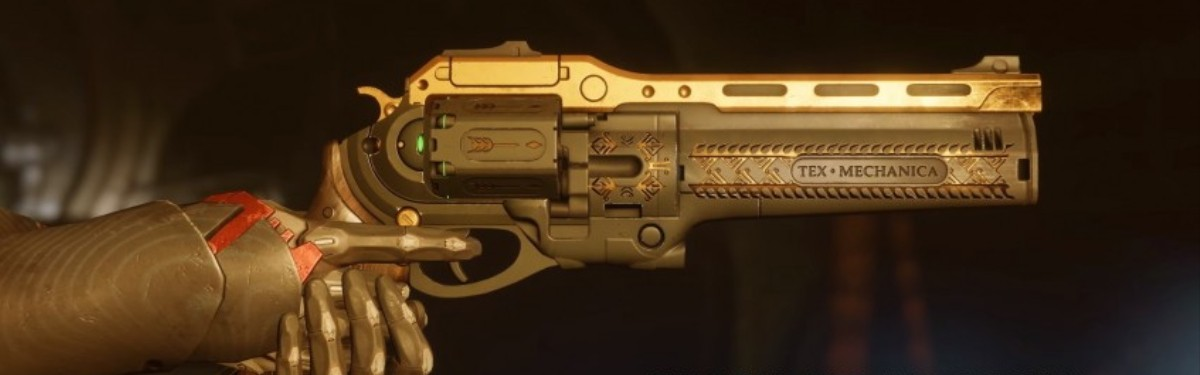 """Destiny 2 - Револьвер """"Последнее слово"""" вернулся"""