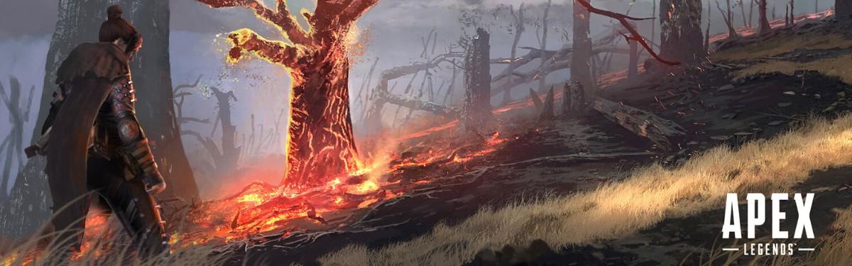 Respawn выложила свыше 60 концепт-артов Apex Legends