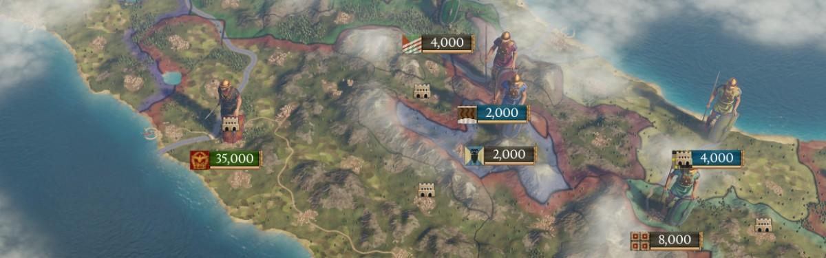 Imperator: Rome - Подробности о персонажах