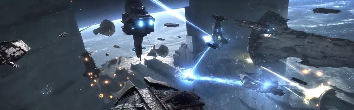 EVE Online — Уничтожена самая древняя цитадель в игре