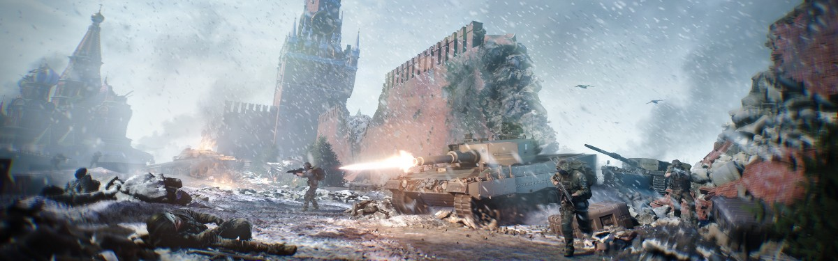 World War 3 - Вышел декабрьский апдейт