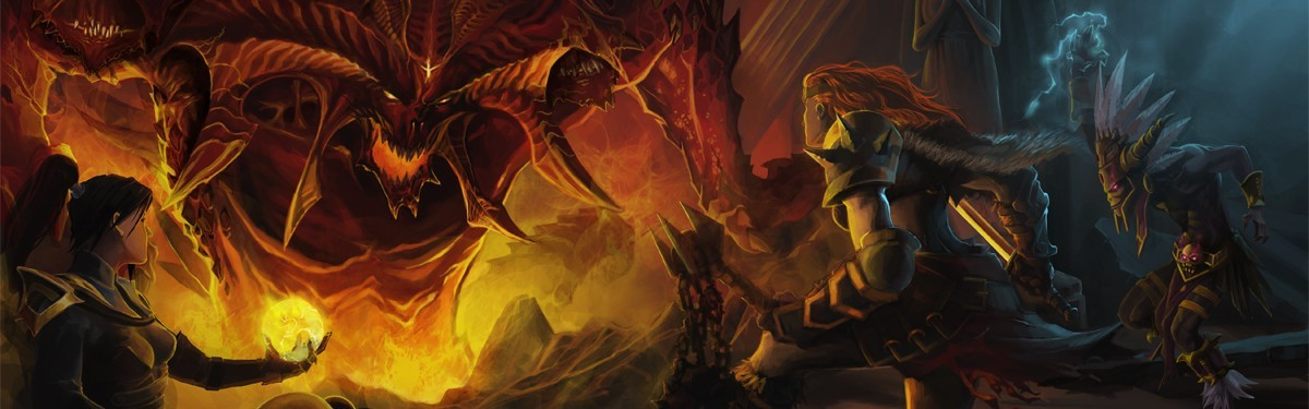 Новые намеки на расширение вселенной Diablo